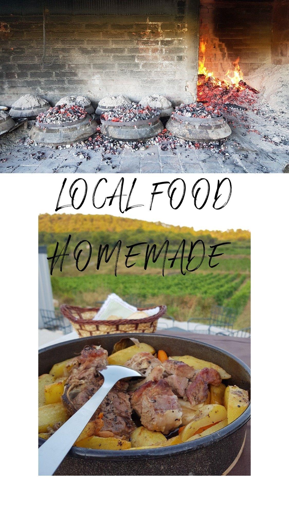 Konoba Magic Vis Croatian Cuisine Local Food Food