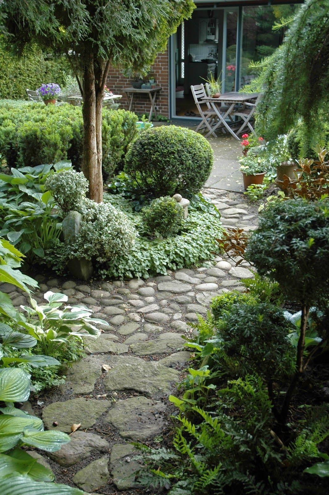Awesome Large Backyard Landscaping Ideas Amenagement Paysager Amenagement Jardin Chemin De Jardin