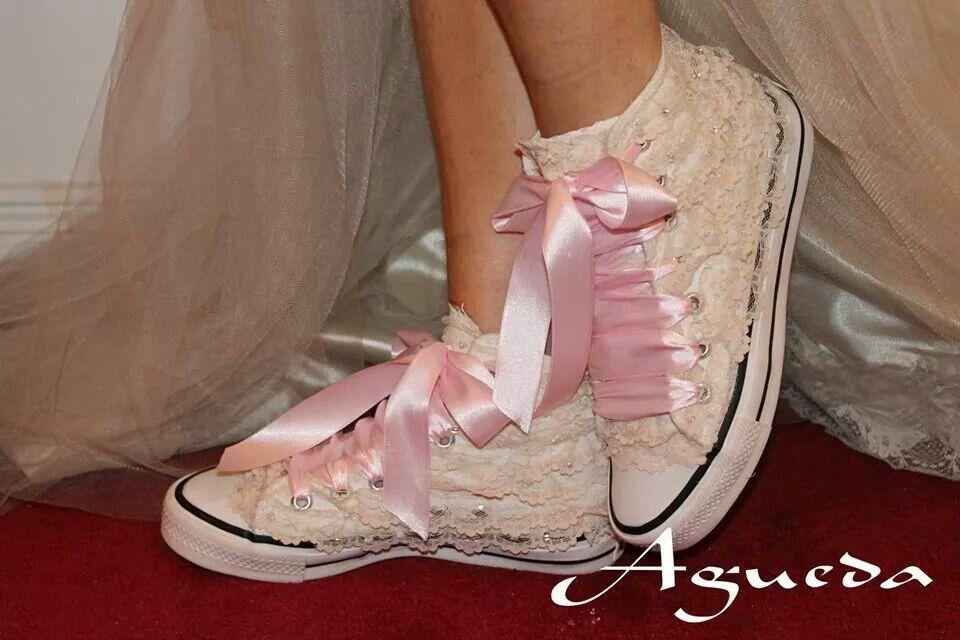Zapatillas con puntillas - ÁGUEDA - CABA - ARGENTINA