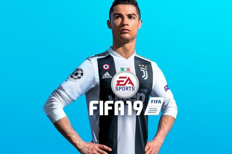 Ronaldo, Neymar Featured On FIFA 19 Cover What's New