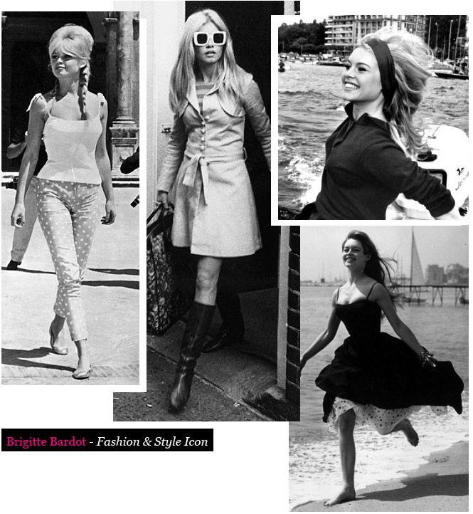 5e1571e2b3da Brigitte Bardot - Fashion Icon | 60s Style | Fashion, Bridget bardot ...