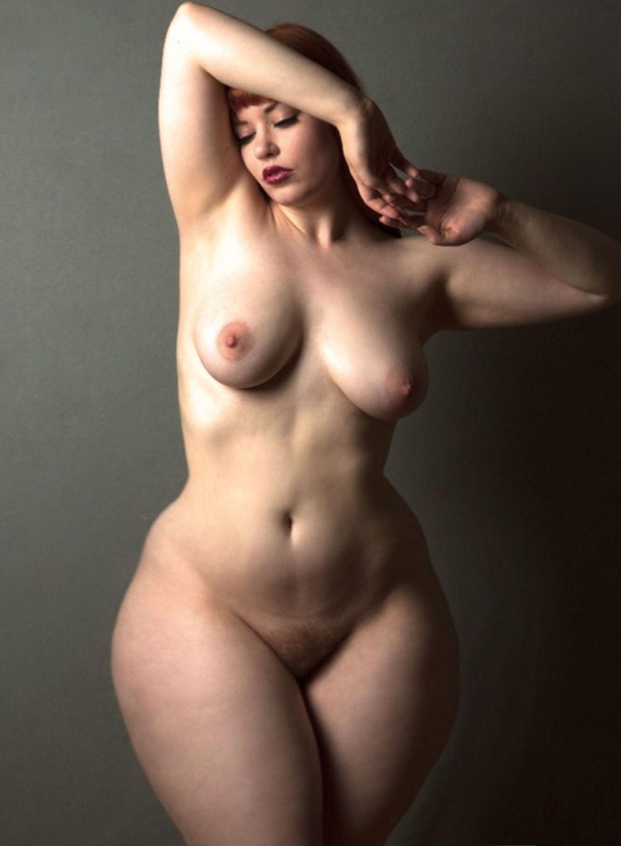 Thick Girl Lover Naked Poses Sensual Daily Photo Big Boop Full