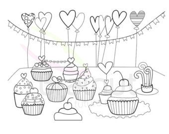 Valentines Day Coloring Pages Love Valentine Color Pages