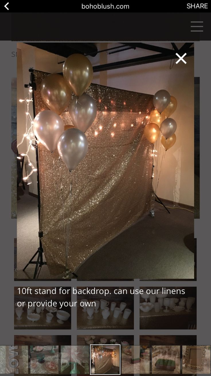 Ideas for golden weddings #21stbirthdaydecorations
