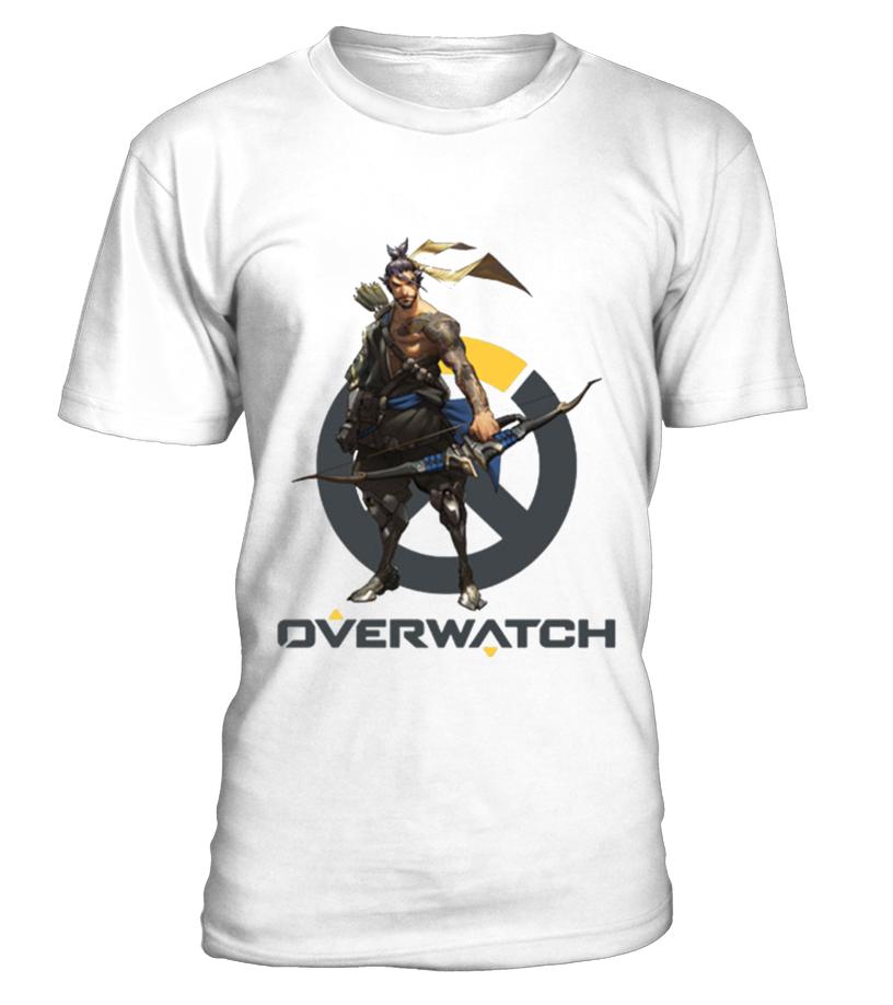 c317971aaa29 Overwatchh Hanzo  videogame  shirt  tzl  gift  gamer  gaming   Video ...