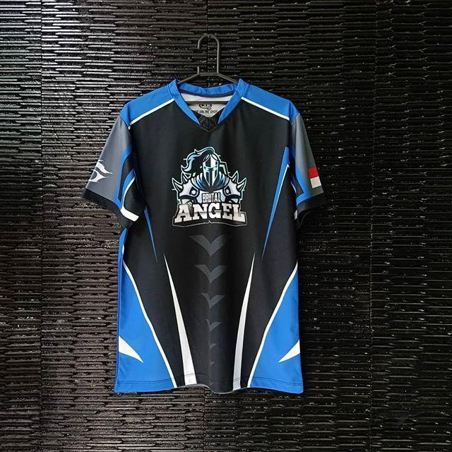 Download Pin Di Esports Jersey Custom