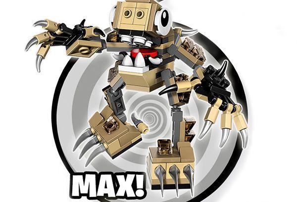 Lego Mixels Explore Downloads Building Instructions 41501