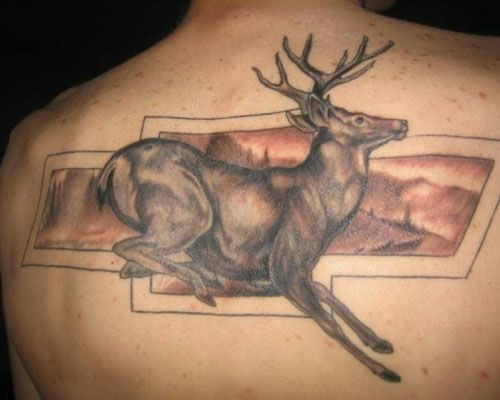 169 Fantastic Hunting Tattoo Designs Country Tattoos Hunting Tattoos Chevy Tattoo