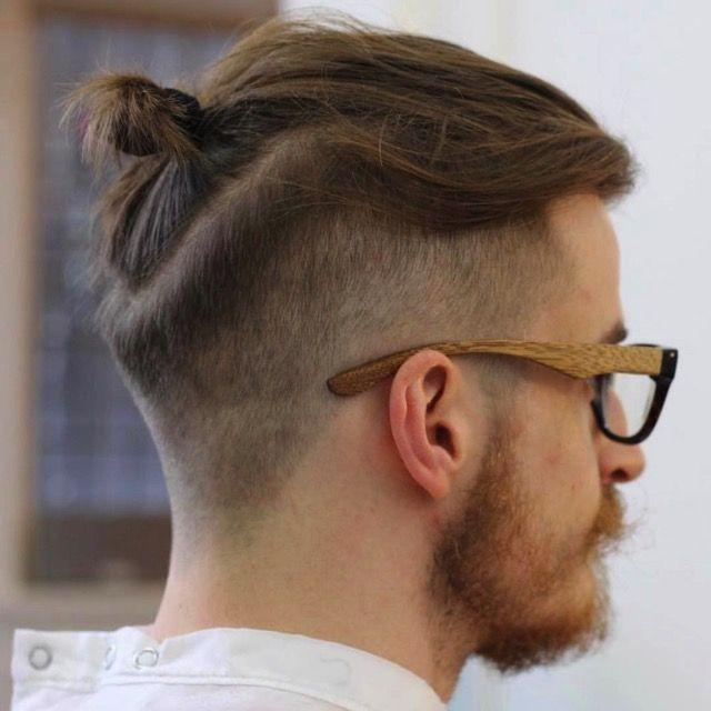 Elegant Trendy 21 Samurai Hairstyles For Men