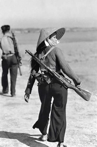Image result for women in vietnam war