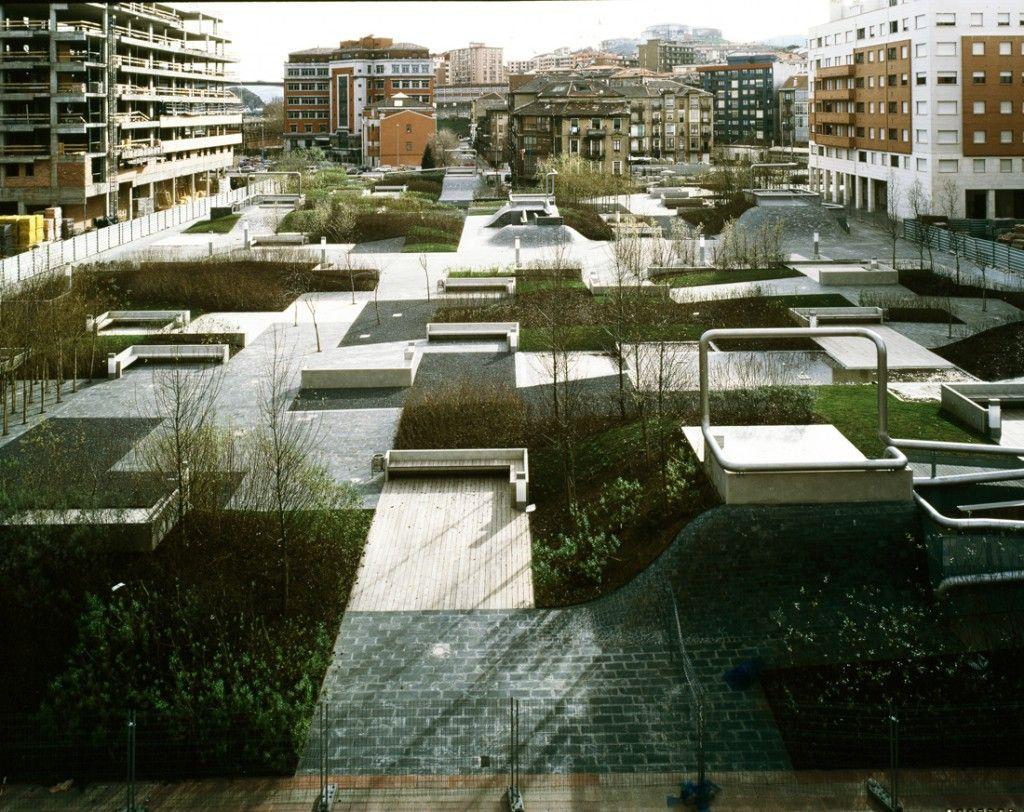 Plaza Del Desierto by Eduardo Arroyo /NO.MAD | Landscape by Design ...
