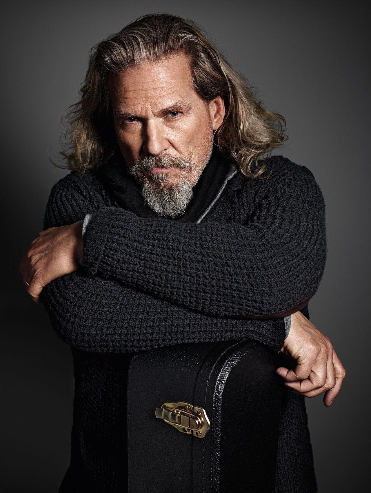 "Jeff Bridges:""The Dude"" He is the coolest."