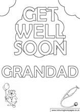 Get Well Soon Colouring Pages 12 Preschoolers Printable Pages Get Well Soon Get Well Soon Quotes Get Well
