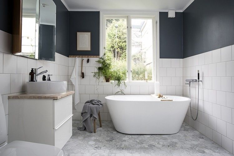 Marmor Im Badezimmer Modern Inszenieren 40 Ideen Fur Ein
