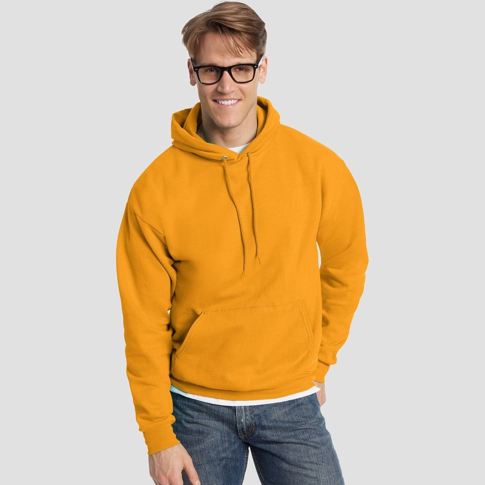 Champion Men/'s Hoodie Eco Fleece Pullover Sweatshirt Variety Color /& Size