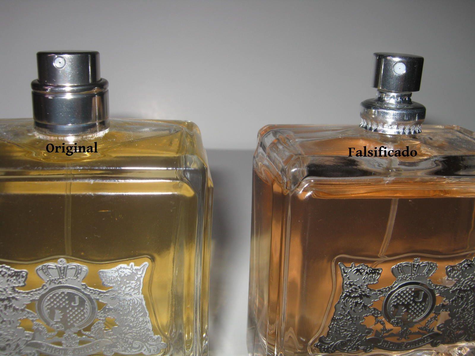 Resultado de imagen para Perfumes falsificados