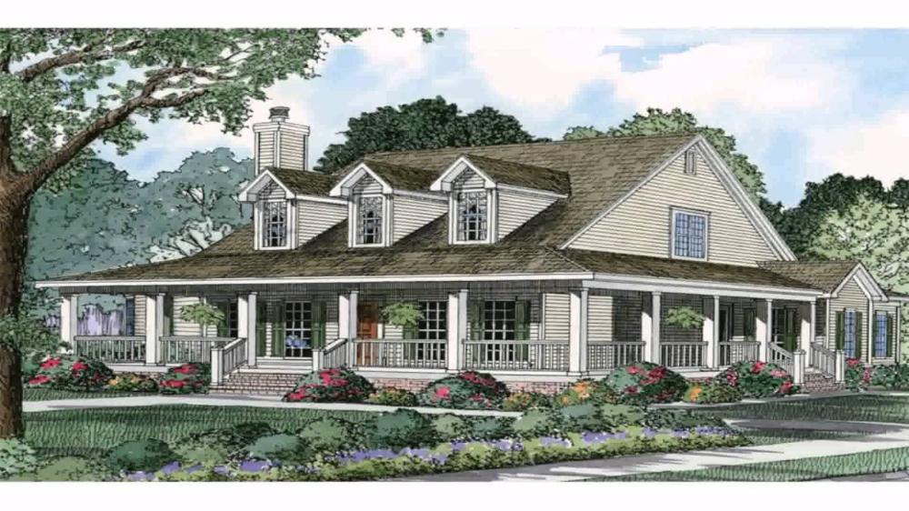 Southern Ranch House Plans Google Search Farmhouse Style House Plans Southern House Plans House Plans Farmhouse