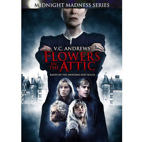Flowers In The Attic Dvd Walmart Com In 2021 Flowers In The Attic Kristy Swanson Scary Movies