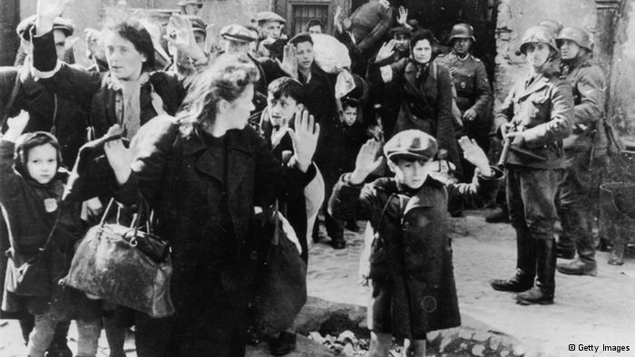 The second world war articles from Deutsche Welle