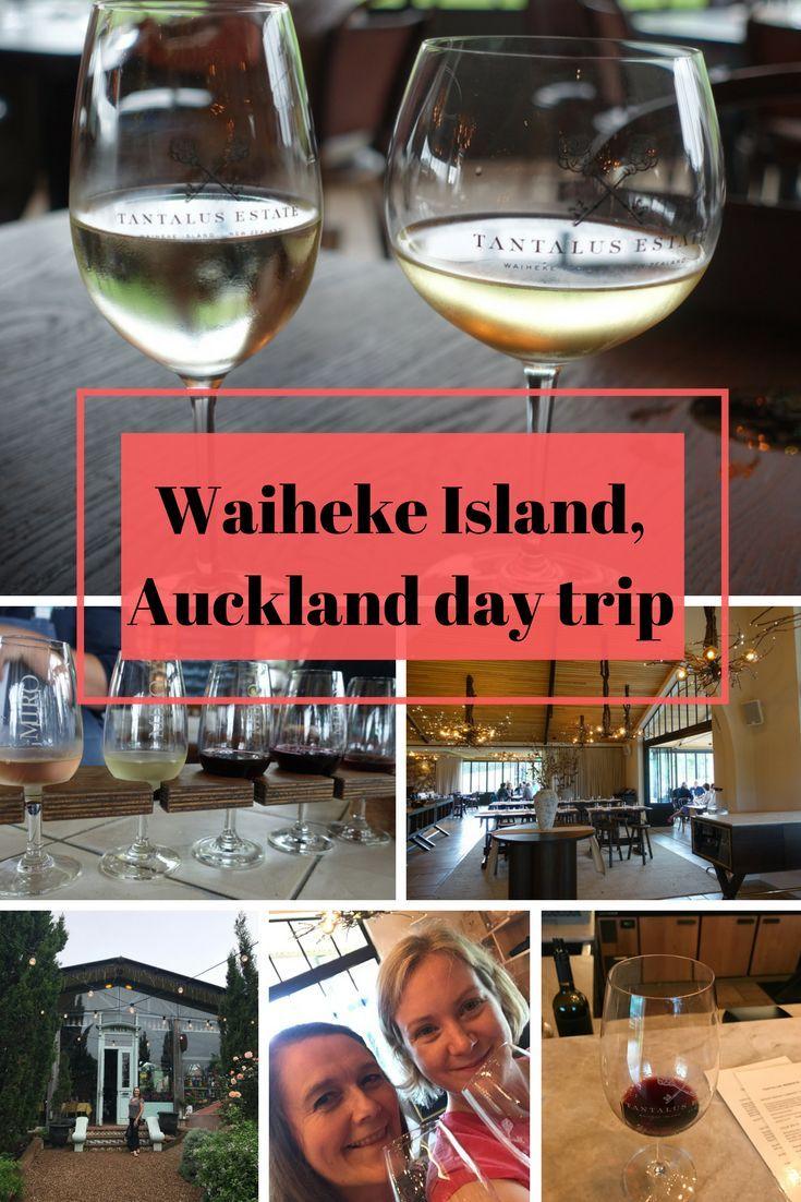 Waiheke Island Auckland Day Trip What S Katie Doing Waiheke Island Day Trip New Zealand Travel