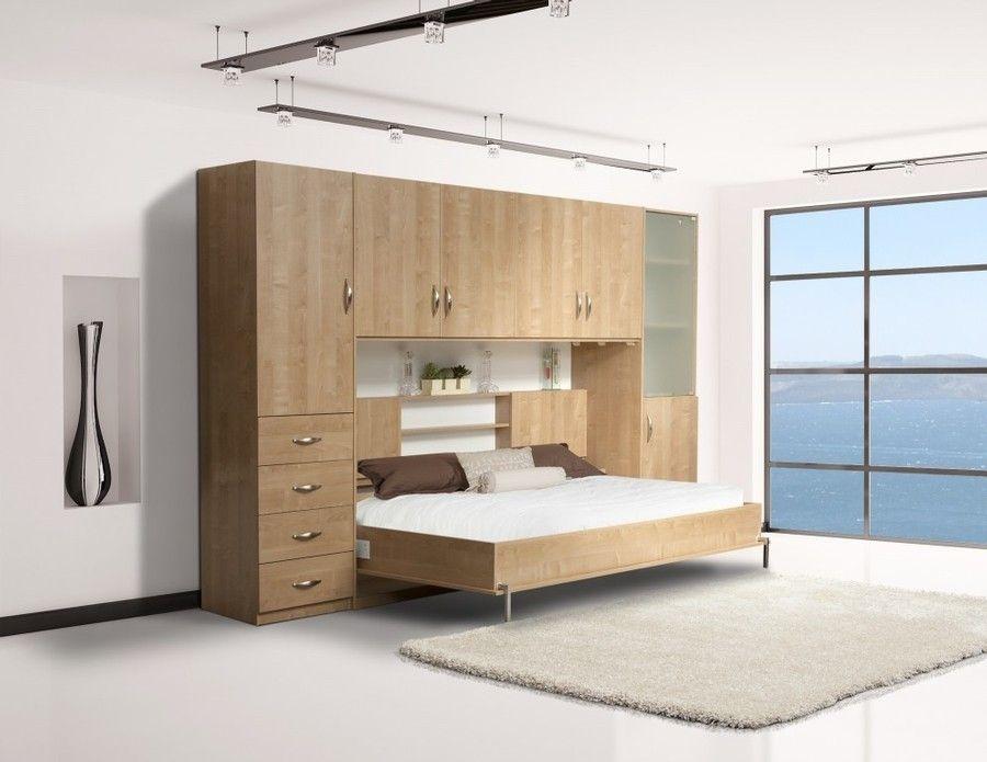 lit mural escamotable lm503 109 boutique tendance. Black Bedroom Furniture Sets. Home Design Ideas