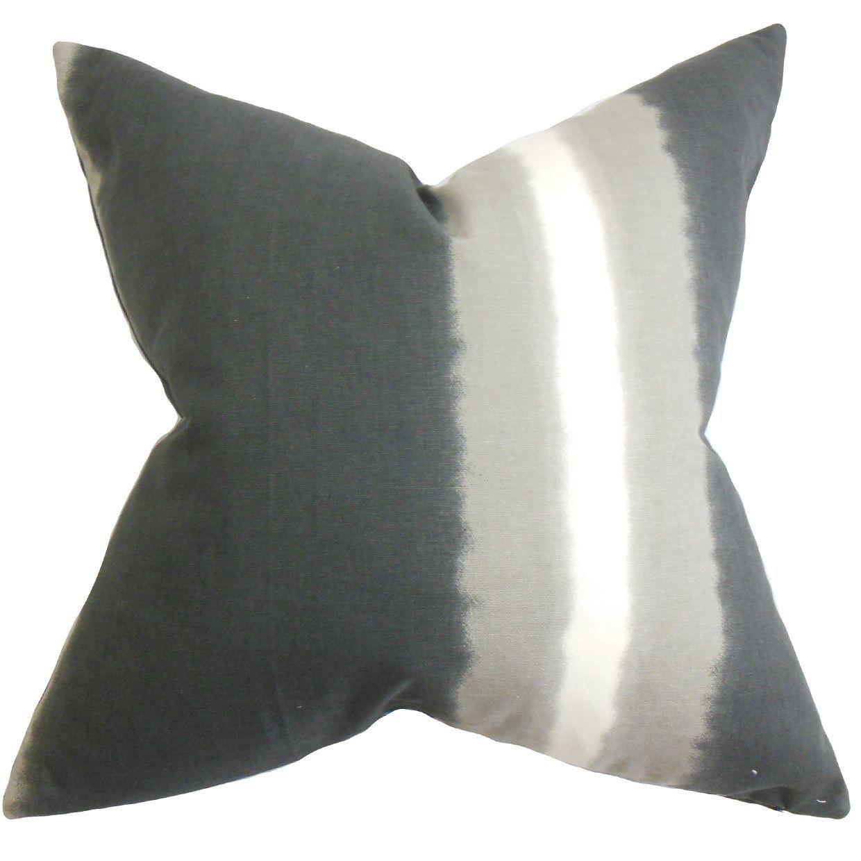 Djuna Stripe Throw Pillow Cover