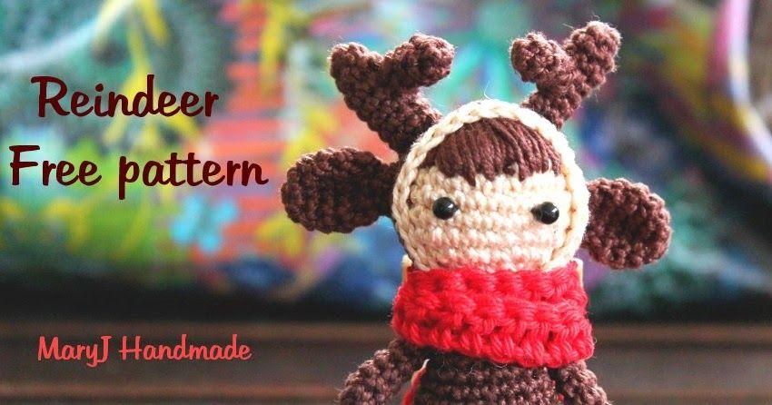 Amigurumi Reindeer Free Pattern : Crochet baby chick and easter egg bunny u free pattern