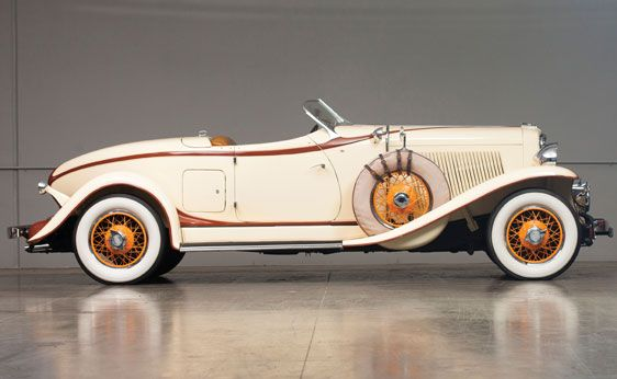 1931 Auburn Model 8-98 Speedster