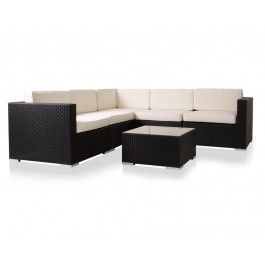 11772a791281 Search results for: 'furniture stores outdoor modern contemporary black sofa  set' Black Sofa