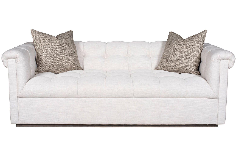 Fabric Juliet Cloud Marshall Ash On Throw Pillows Finish Hampton Sofa Vanguard Furniture Cushions On Sofa