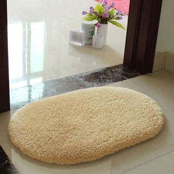 Buy Jetting Buy Bedroom Bath Mat Soft Absorbent Khaki 53 Online At Lazada Singapore Discount Prices And Promotional Sale On All Doormats Free Shipping