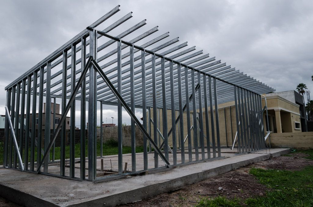 Resultado De Imagen Para Steel Framing Roof
