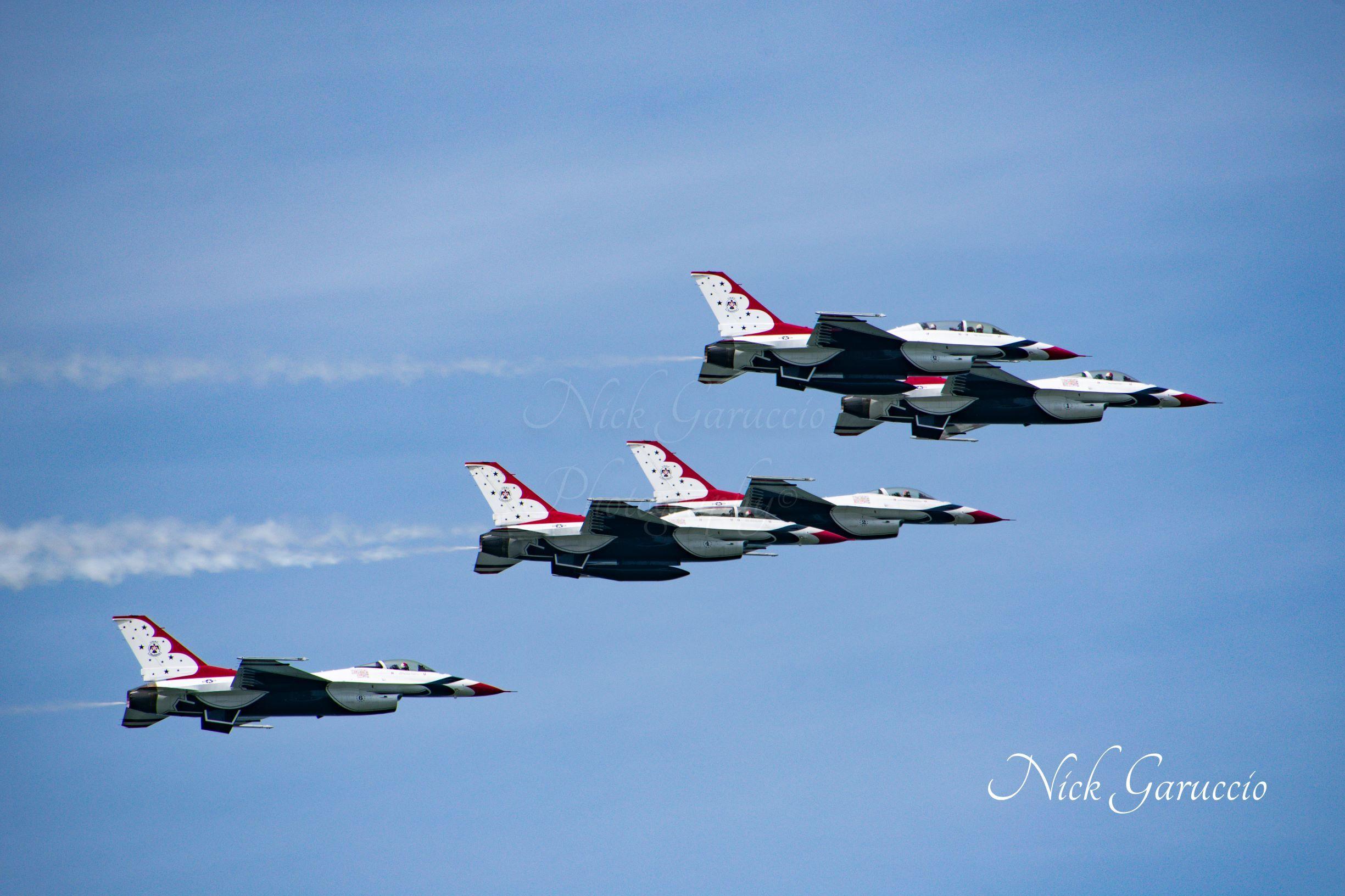USAF Thunderbirds Demo Team in 2020 Usaf thunderbirds