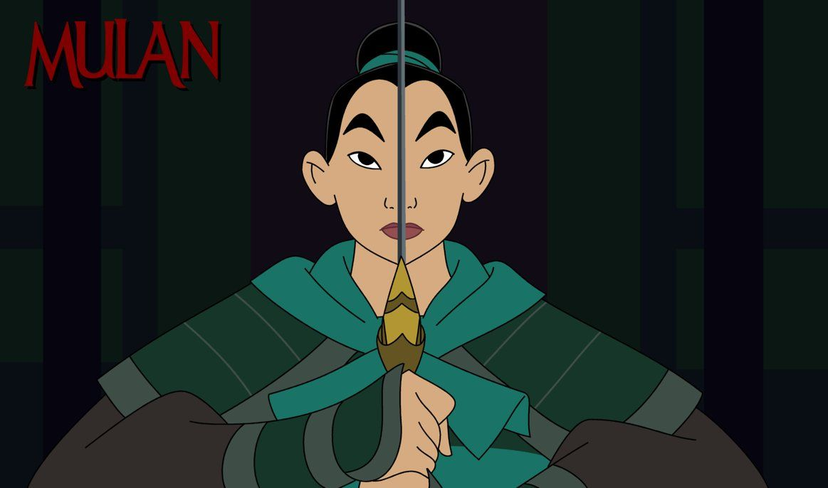 DeviantArt.com mulan | More from Spider-Matt