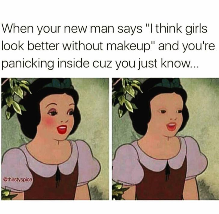Imgur Makeup Memes Funny Cartoons Funny Relatable Memes