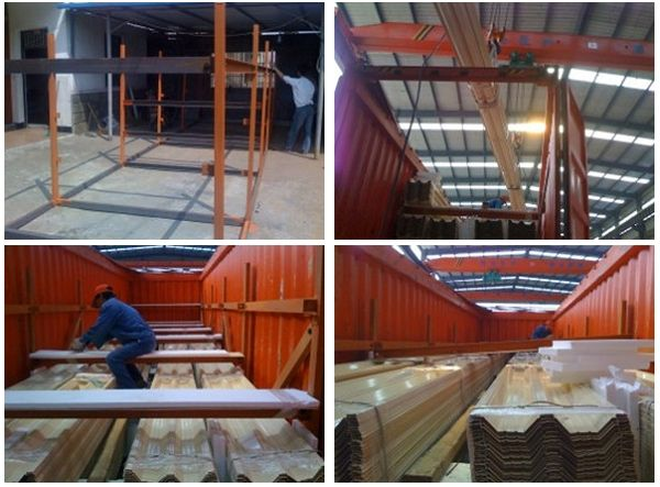 Packaging Of Corrugated Galvanized Steel Galvanized Steel Sheet Galvanized Steel Steel Sheet