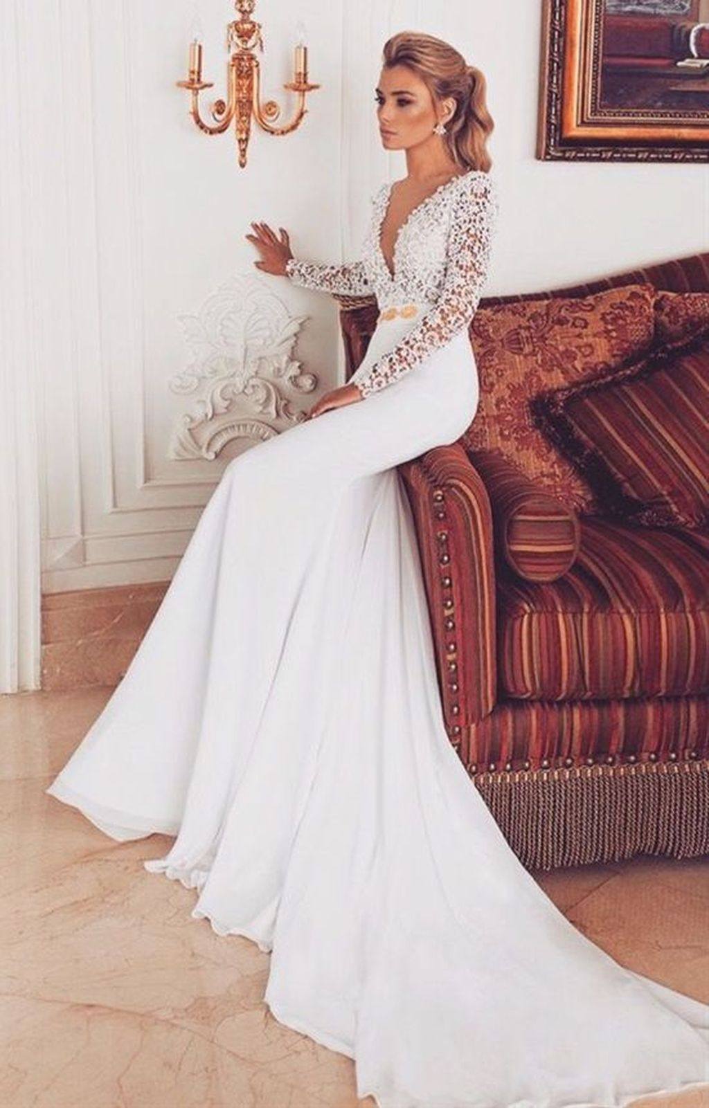 beautiful lace wedding dresses inspiration ideas wedding