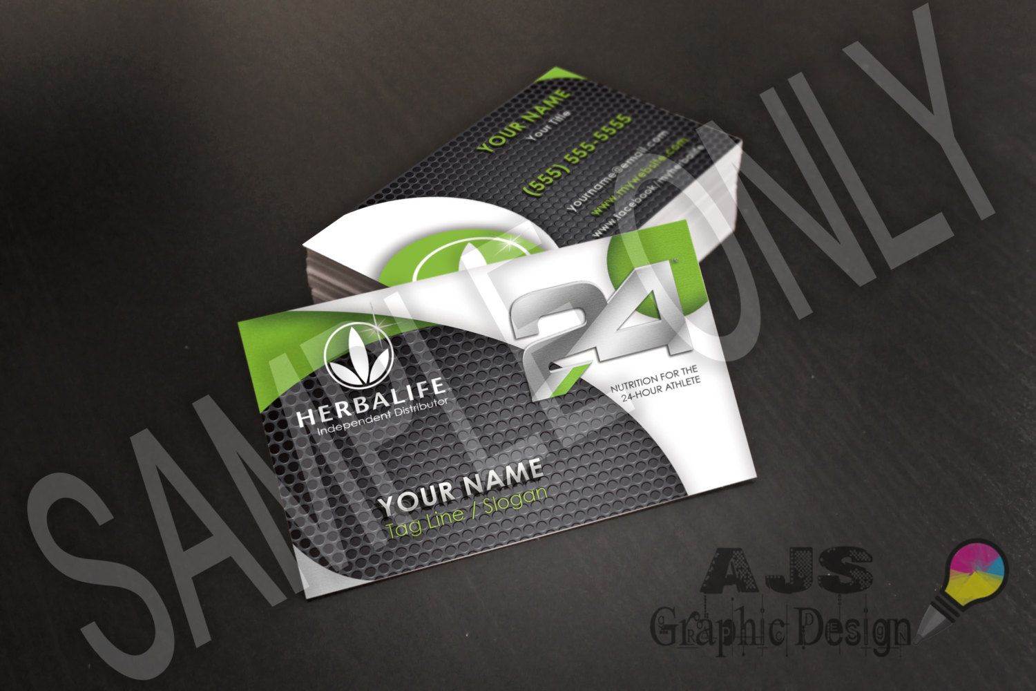 Herbalife Custom Business Cards 24 • Herbalife Graphics • Herbalife ...