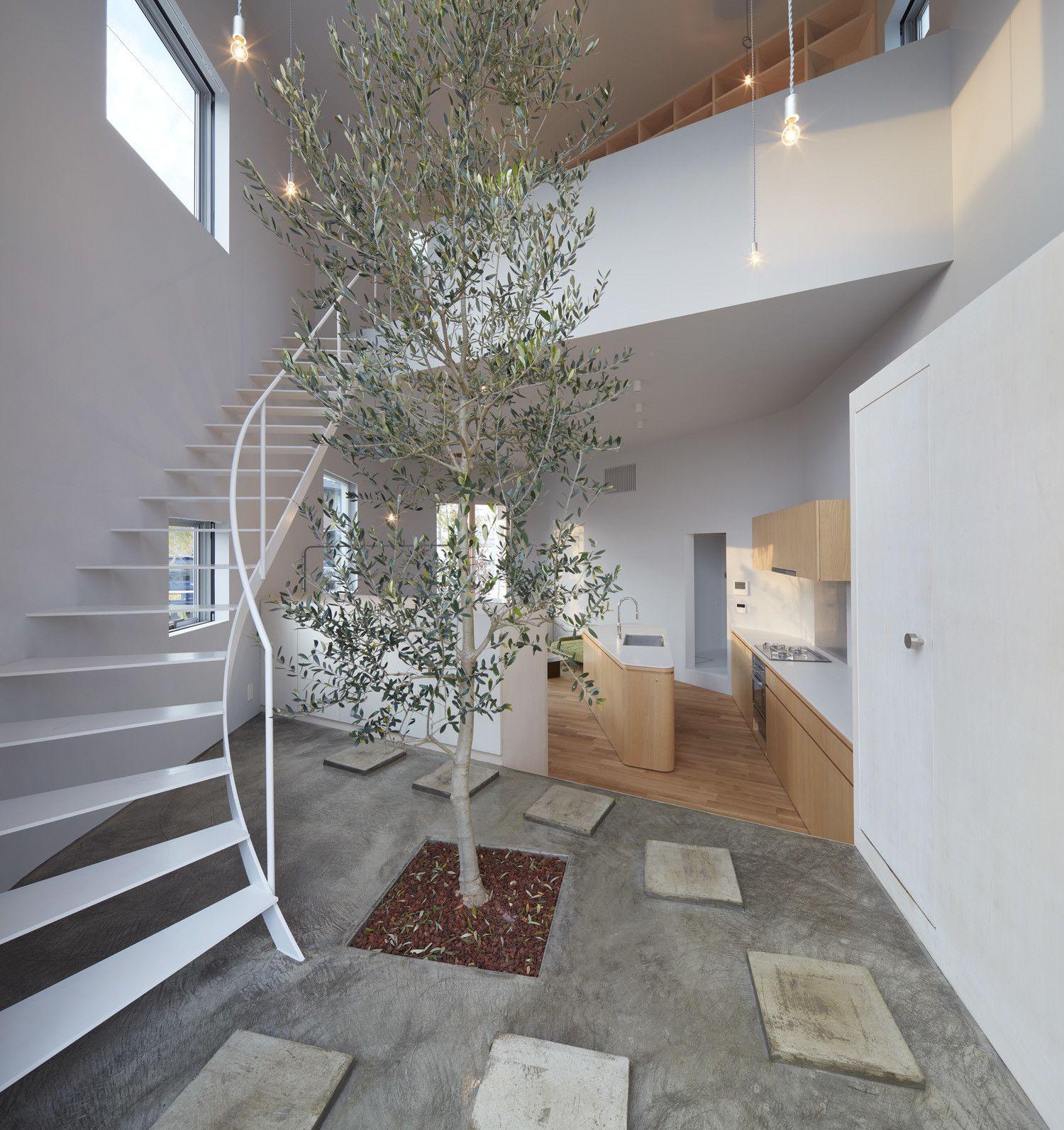 Ultra moderne häuser japan foto japanische architektur japanische kultur teilen treppe beziehungen leitern modern