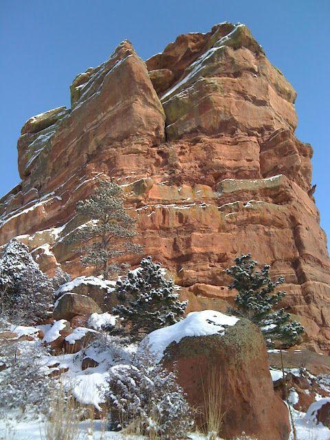 Red Rocks, CO