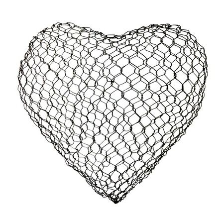 I pinned this Wire Heart from the Sugarboo event at Joss