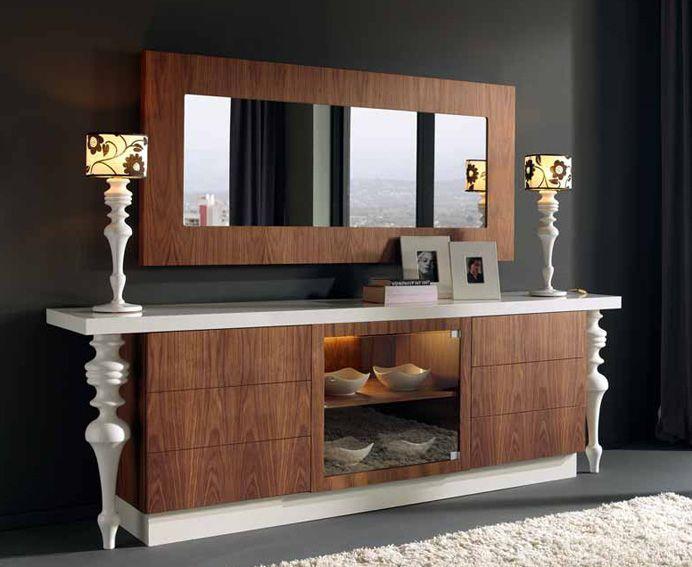 Credenza De Madera Moderna : Aparador moderno boracay comedor furniture decor