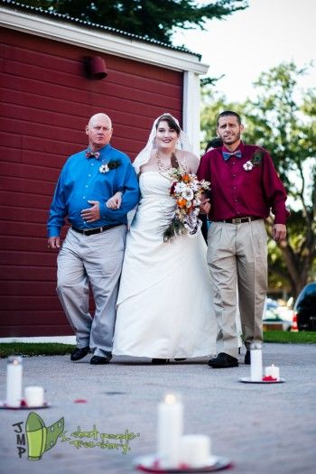 Kinsel Wedding at The Fairview Coral Barn in Plano