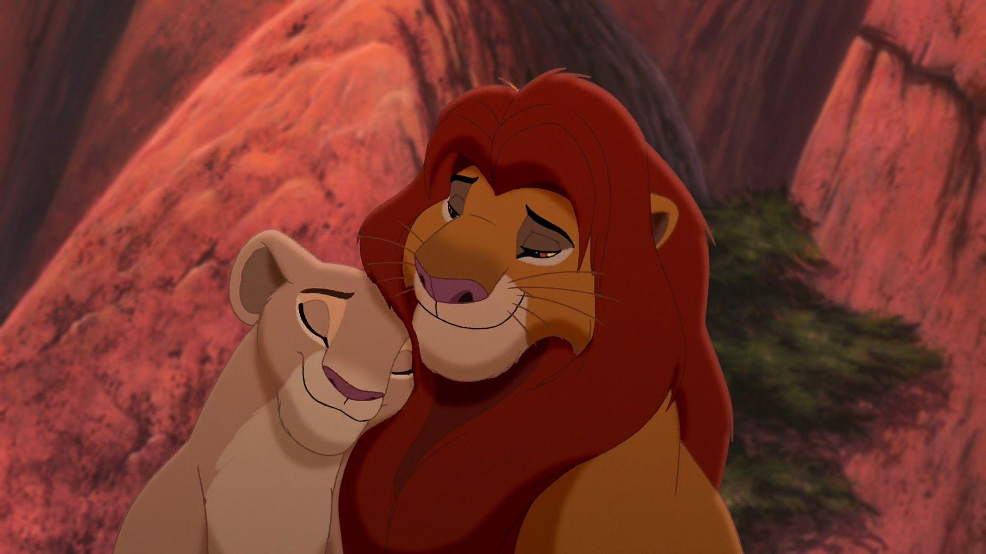 Simba and nala | Lion king art, Lion king movie, Simba, nala