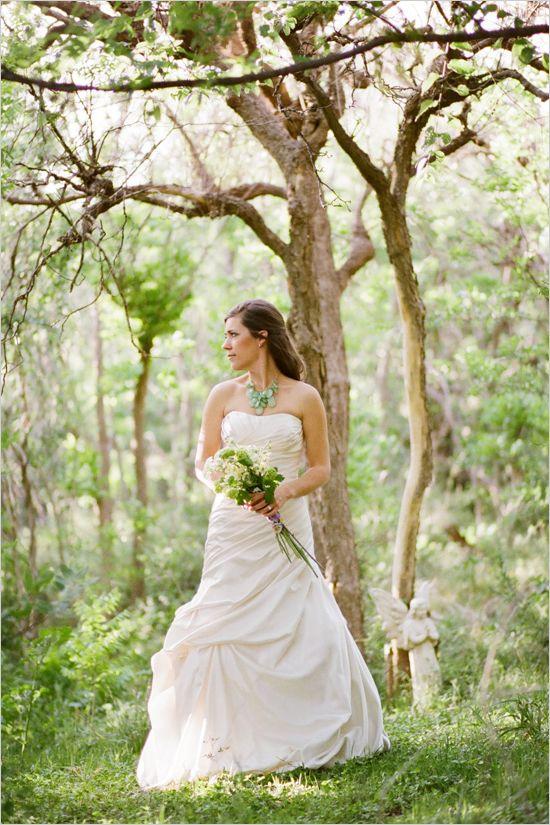 Organic Garden Bridal Session Bridal session Wedding and Weddings
