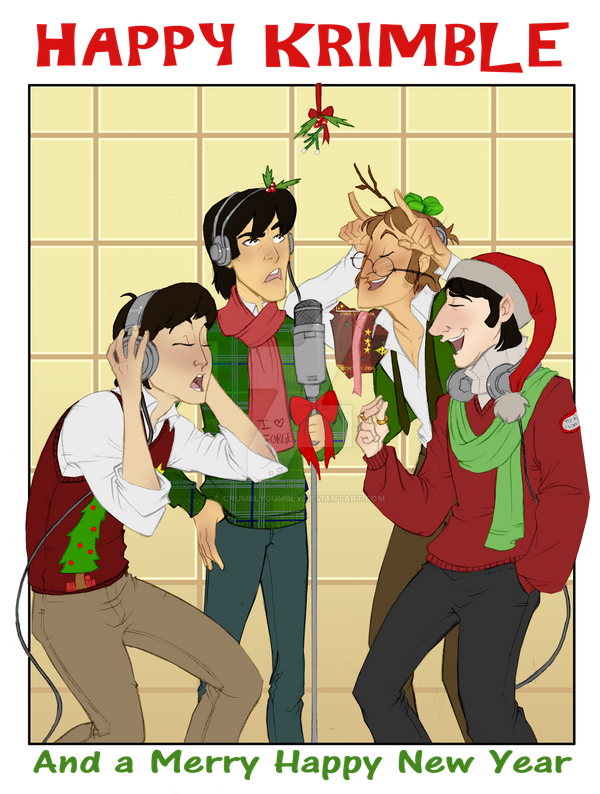 Beatles Christmas Record by crumblygumbly on DeviantArt in