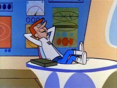 FLINTSTONES /& THE JETSONS Hanna Barbera Dixie Cup Pop up Dispenser 1990 Vintage