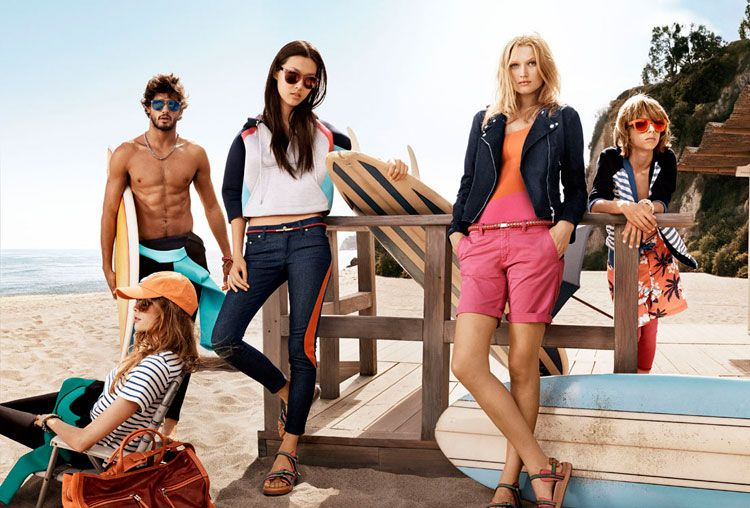 2019 year for women- Hilfiger tommy spring summer campaign