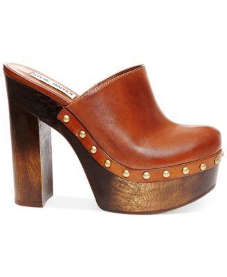 Reanimar seriamente tienda  Steve Madden Luhna Platform Clogs | Platform clogs, Clogs, Pump shoes