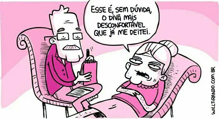 (Dona Anésia, por Will Tirando)